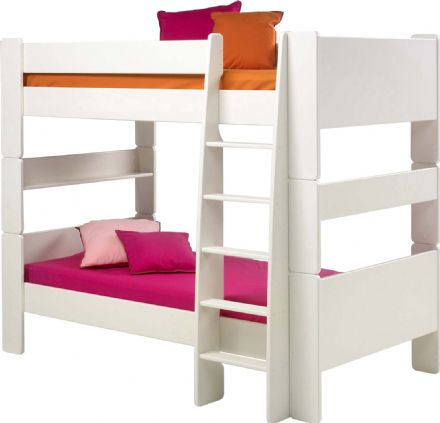 Steens for Kids White Bunk Beds